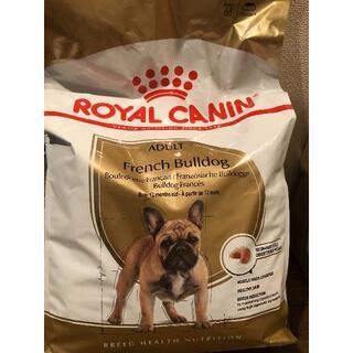 ロイヤルカナン(ROYAL CANIN)の【賞味期限切れ】ロイヤルカナン フレンチブルドッグ 9kg(犬)