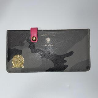 エーディーエムジェイ(A.D.M.J.)のA.D.M.J エーディーエムジェイ 長財布 迷彩柄(財布)