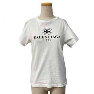 Balenciaga - BALENCIAGA バレンシアガ Tシャツ ホワイト #M BBモード