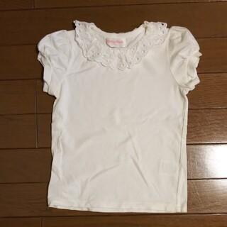 Shirley Temple - シャーリーテンプル 半袖 カットソー 110