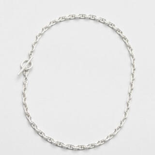 Hermes - ALL BLUES PILL CHAIN POLISHED NECKLACE