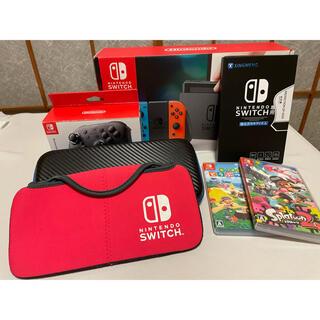 Nintendo Switch - Nintendo switch 本体 付属品多数