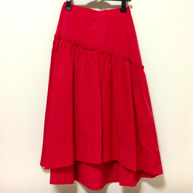 Mila Owen(ミラオーウェン)の新品未使用 ミラオーウェン  フレアスカート レディースのスカート(ロングスカート)の商品写真