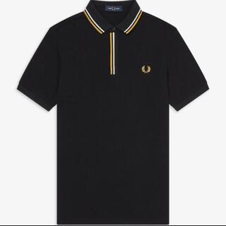 フレッドペリー(FRED PERRY)のFRED PERRY ポロシャツ ブラック(ポロシャツ)