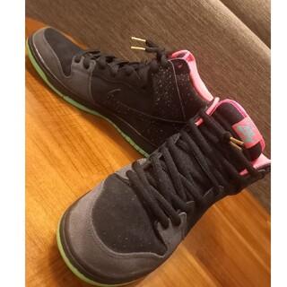Nike Dunk SB High ノーザンライツ(スニーカー)