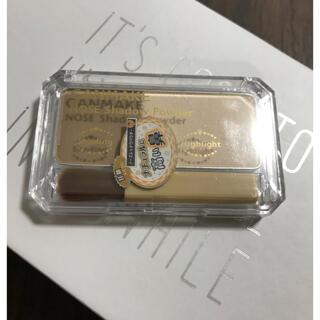 CANMAKE - キャンメイク(CANMAKE) ノーズシャドウパウダー N ナチュラル(6.8g
