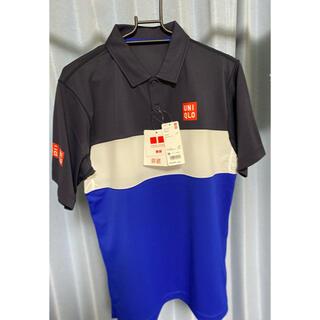 UNIQLO - 錦織圭選手モデル テニス ポロシャツ