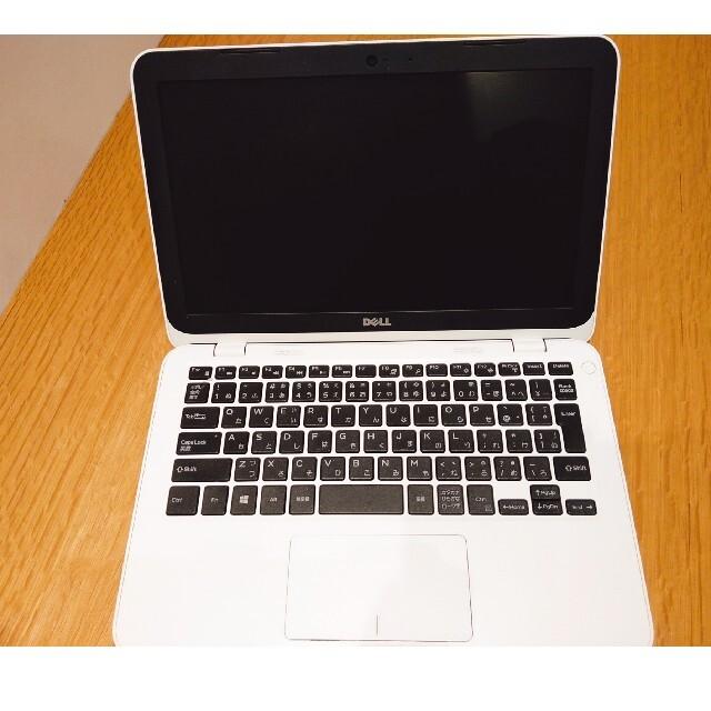 DELL(デル)の【DELL】コンパクト ノートパソコン スマホ/家電/カメラのPC/タブレット(ノートPC)の商品写真