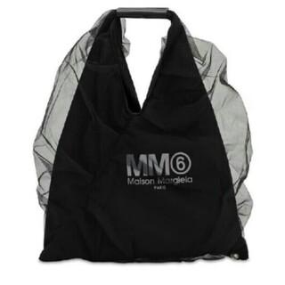 MM6 - 新品MM6 マルジェラ トライアングル チュール バッグ トートバッグ メゾンf