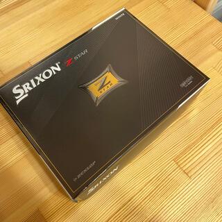 Srixon - SRIXON Z-STAR 2021年モデル 1ダース