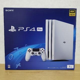PlayStation4 - PlayStation4 Pro 1TB ホワイト