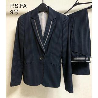 スーツカンパニー(THE SUIT COMPANY)のスーツ◆ジャケット&パンツ 紺 P.S.FA(スーツ)