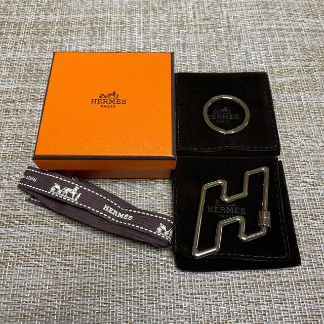 Hermes(エルメス)の新品未使用 HERMES エルメス  H to speed キーリング メンズのファッション小物(キーホルダー)の商品写真