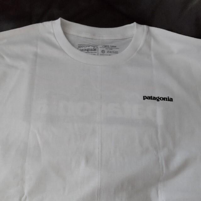 patagonia(パタゴニア)の【半袖 L】patagonia パタゴニア Tシャツ メンズのトップス(Tシャツ/カットソー(半袖/袖なし))の商品写真