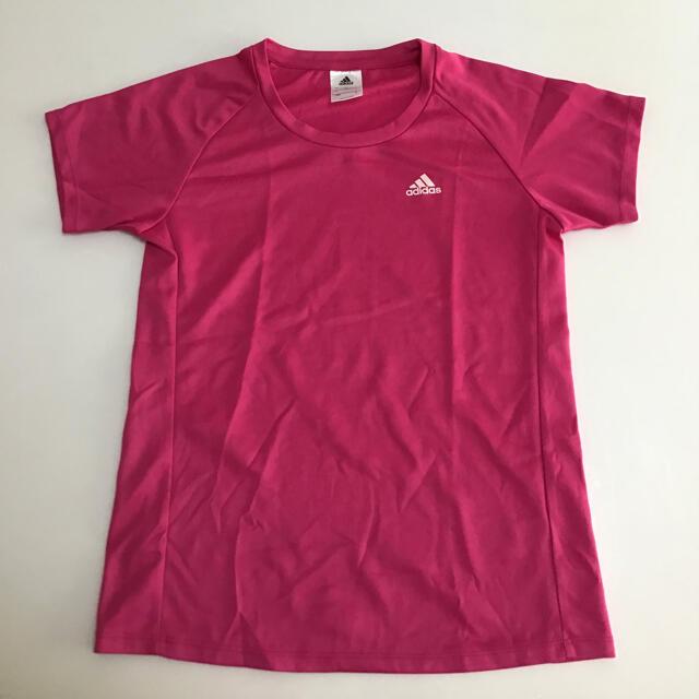 adidas(アディダス)のadidas 半袖シャツ 2枚セット スポーツ/アウトドアのトレーニング/エクササイズ(その他)の商品写真