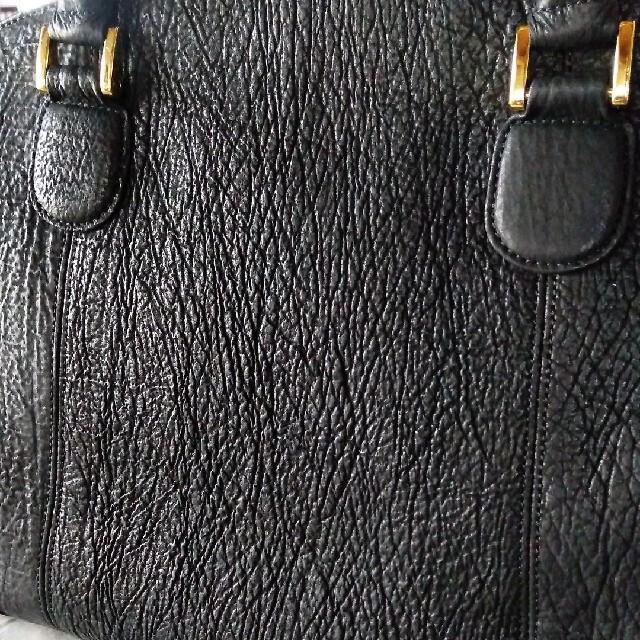 シャークスキン フォーマルバッグ ハンドバッグ レディースのバッグ(ハンドバッグ)の商品写真