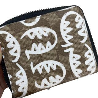 コーチ(COACH)の【限定お値下げ】COACH Guang Yu コラボ 財布(折り財布)