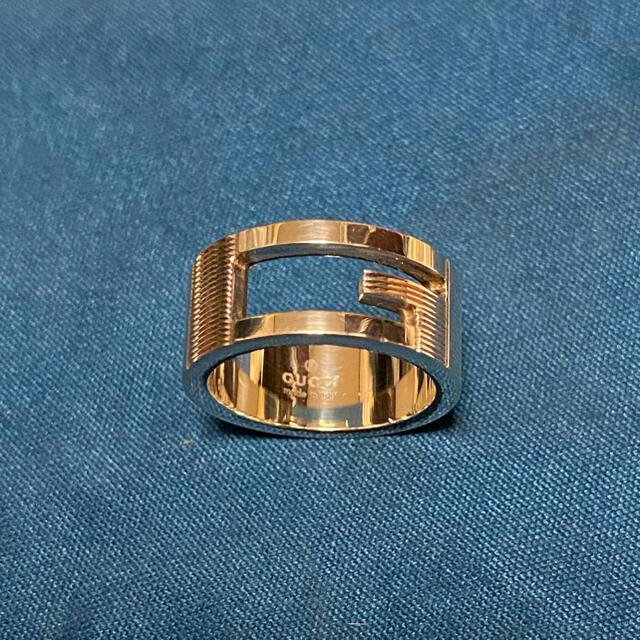 Gucci(グッチ)のGUCCI グッチ リング 指輪 メンズのアクセサリー(リング(指輪))の商品写真