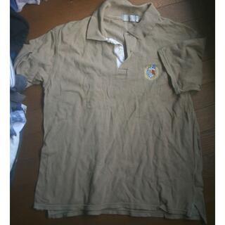 アクアスキュータム(AQUA SCUTUM)の英国製  L   AQUA SCUTUM      ポロシャツ(ポロシャツ)