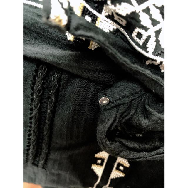 TOMORROWLAND(トゥモローランド)のセール⭐︎MACPHEEマカフィー⭐︎刺繍ブラウス レディースのトップス(シャツ/ブラウス(長袖/七分))の商品写真