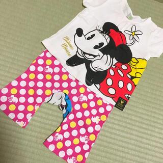 ミニーマウス(ミニーマウス)のミニー ディズニー Tシャツ ズボン(Tシャツ)