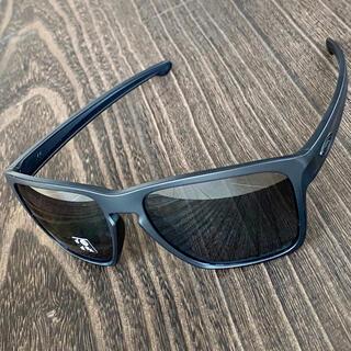Oakley - サングラス オークリー スリバー XL 偏光 グレー マットブラック
