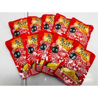 烏江ザーサイ 乌江榨菜 酱香味 醤香味 漬物 漬け物 80g 10袋セット(漬物)