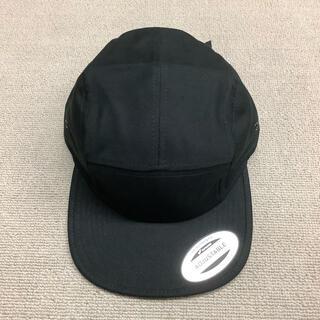 新品未使用 フレックスフィット Flexfit ジェットキャップ ブラック 黒