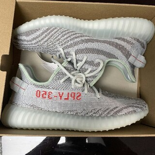 adidas - yeezy boost 350 v2 ブルーティントB37571 23.5cm
