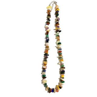 ジエダ(Jieda)のMulticolored stone necklaces(ネックレス)