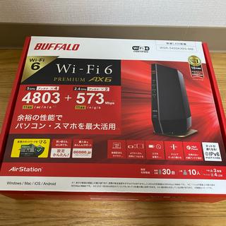 Buffalo - Buffalo ルーター Wifi6  11ax  WSR-5400AX6S