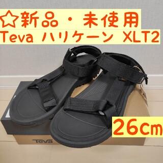 テバ(Teva)のテバ(Teva) ハリケーン XLT 2 1019234 ブラック 黒(サンダル)