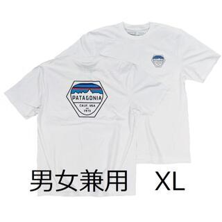 パタゴニア(patagonia)のパタゴニアTシャツ XL カリフォルニアCA アウトドア キャンプ ツーリング(Tシャツ/カットソー(半袖/袖なし))