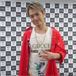 グッチ(Gucci)のGUCCI 今市隆二着用 tシャツ(Tシャツ/カットソー(半袖/袖なし))