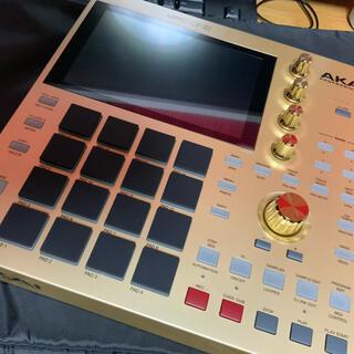 akai  mpc one 限定 gold ゴールド(MIDIコントローラー)