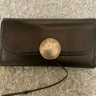 goro's - ゴローズ    三つ折り財布、コンチョセット