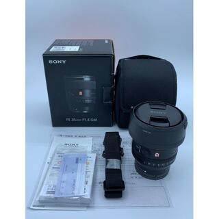 SONY - [ほぼ新品/保証有]SONY FE 35mm F1.4 GM SEL35F14G