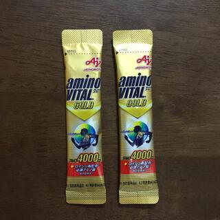 アミノバイタル ゴールド 2本(アミノ酸)