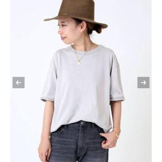DEUXIEME CLASSE - 新品タグ付 Deuxieme  【KURO/クロ】 BASIC Tシャツ