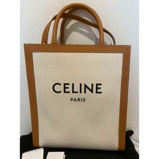 celine - 【美品】CELINE ミニ バーティカル カバ