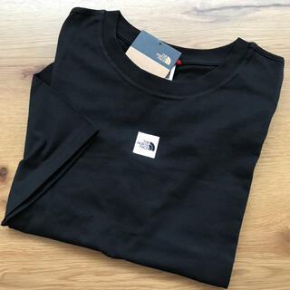 THE NORTH FACE - THE NORTH FACE シンプルロゴTシャツ M