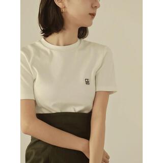 TODAYFUL - logo T shirt louren Tシャツ