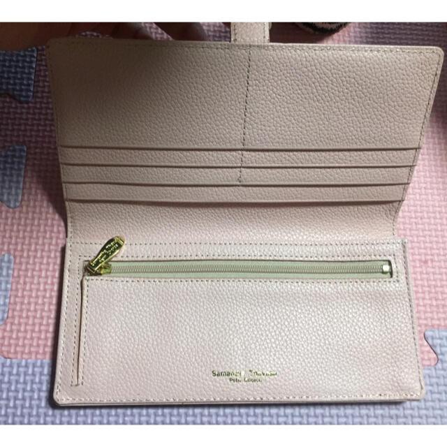 Samantha Thavasa Petit Choice(サマンサタバサプチチョイス)のサマンサタバサ プチチョイス 長財布 レディースのファッション小物(財布)の商品写真