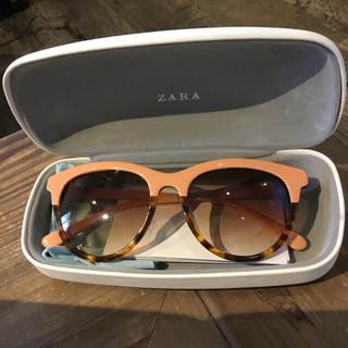 ZARA - 【美品】ZARA 2トーンカラーサングラス