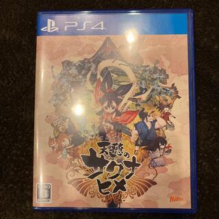 PlayStation4 - 天穂のサクナヒメ ps4 てんすいのサクナヒメ 美品