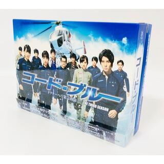 特典付き★美品 コード・ブルー THE THIRD SEASON DVD
