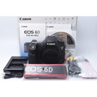 Canon - ★美品★ Canon EOS 6D ボディ
