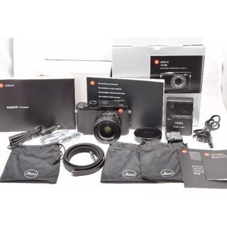 LEICA - 新品級 ★極良品 Leica Q 19000 type 116