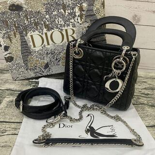 Christian Dior - クリスチャンディオール Christian Dior レディディオール ミニ