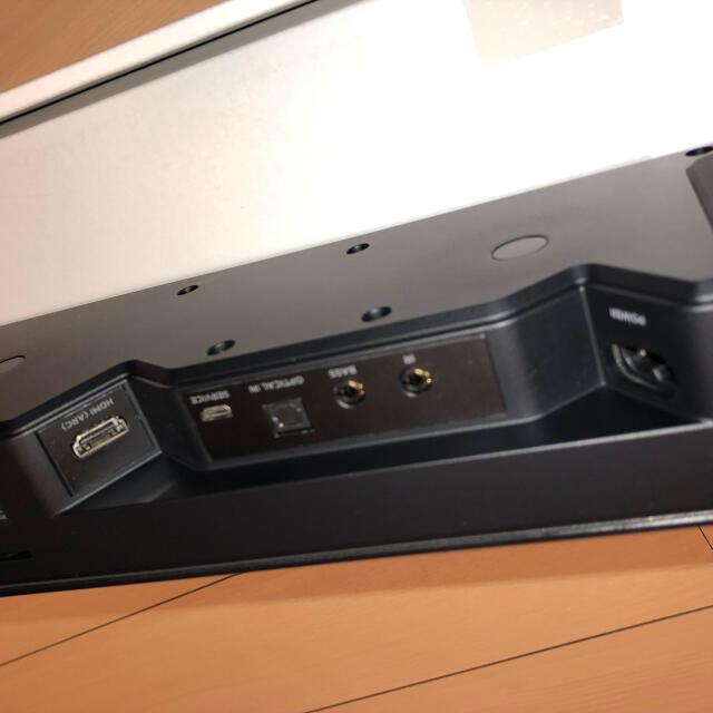 BOSE(ボーズ)のBose Smart Soundbar 300 (最終価格です) スマホ/家電/カメラのオーディオ機器(スピーカー)の商品写真